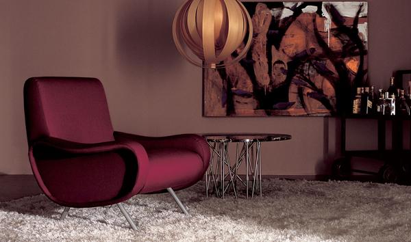 Arredamento vintage soggiorno anni 39 50 anni 39 60 anni for Arredamento stile anni 70