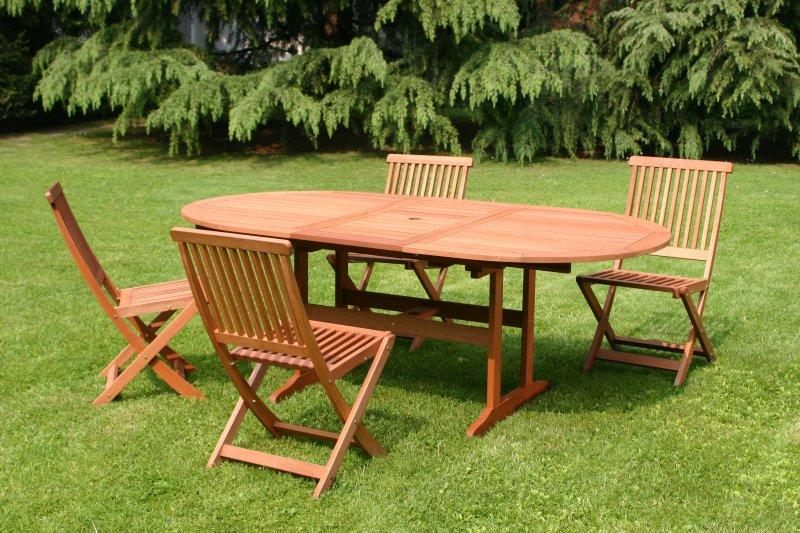 Tavoli giardino resina legno ferro battuto plastica for Tavoli da esterno leroy merlin