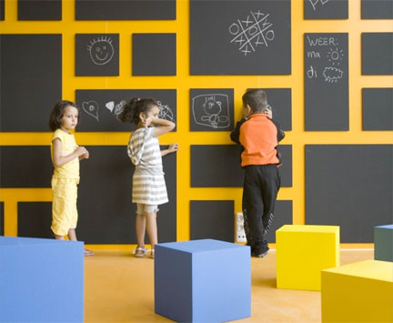 Colori vernici speciali cameretta colori vernice lavagna - Vernice per pareti ...