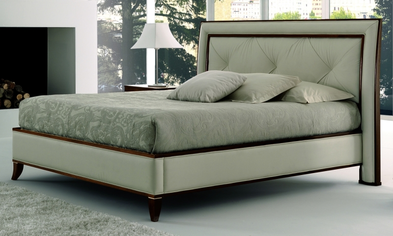 Letto camera letto classico moderno country etnico - Camera letto country ...