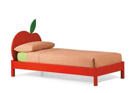 letto singolo cameretta: classico, country, moderno